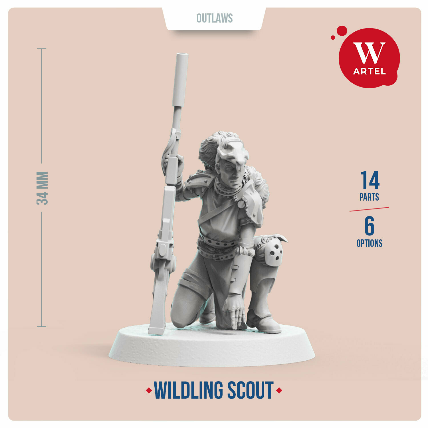 Wildling Scout