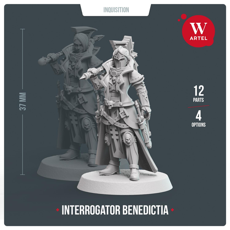 Interrogator Benedictia