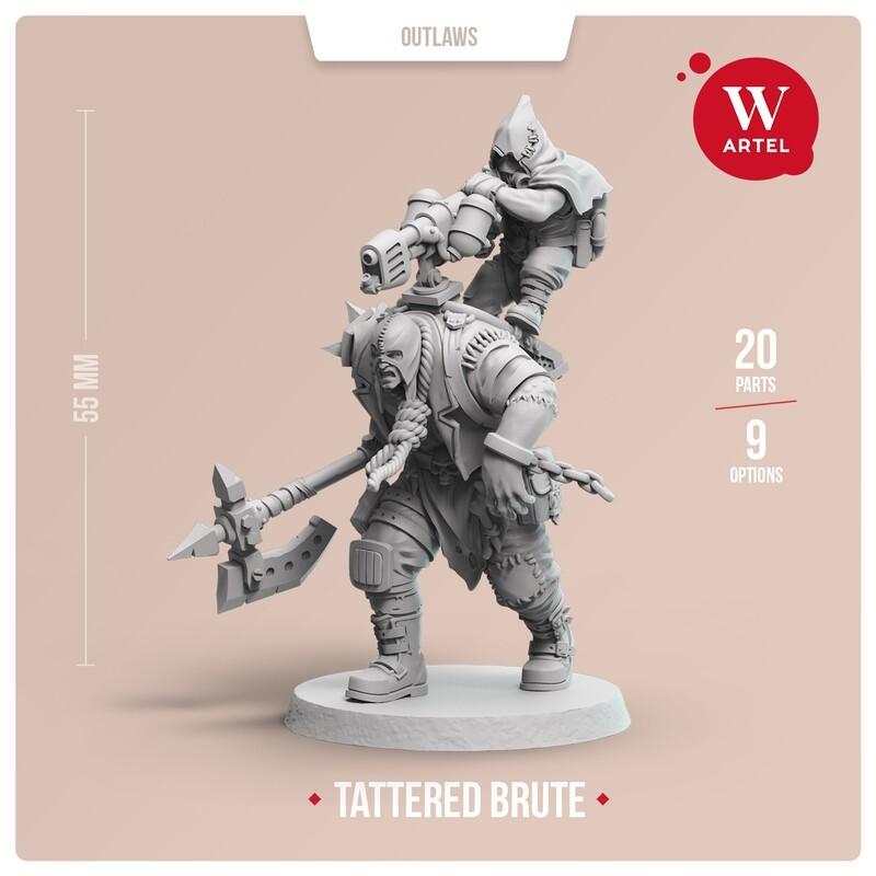 Tattered Brute