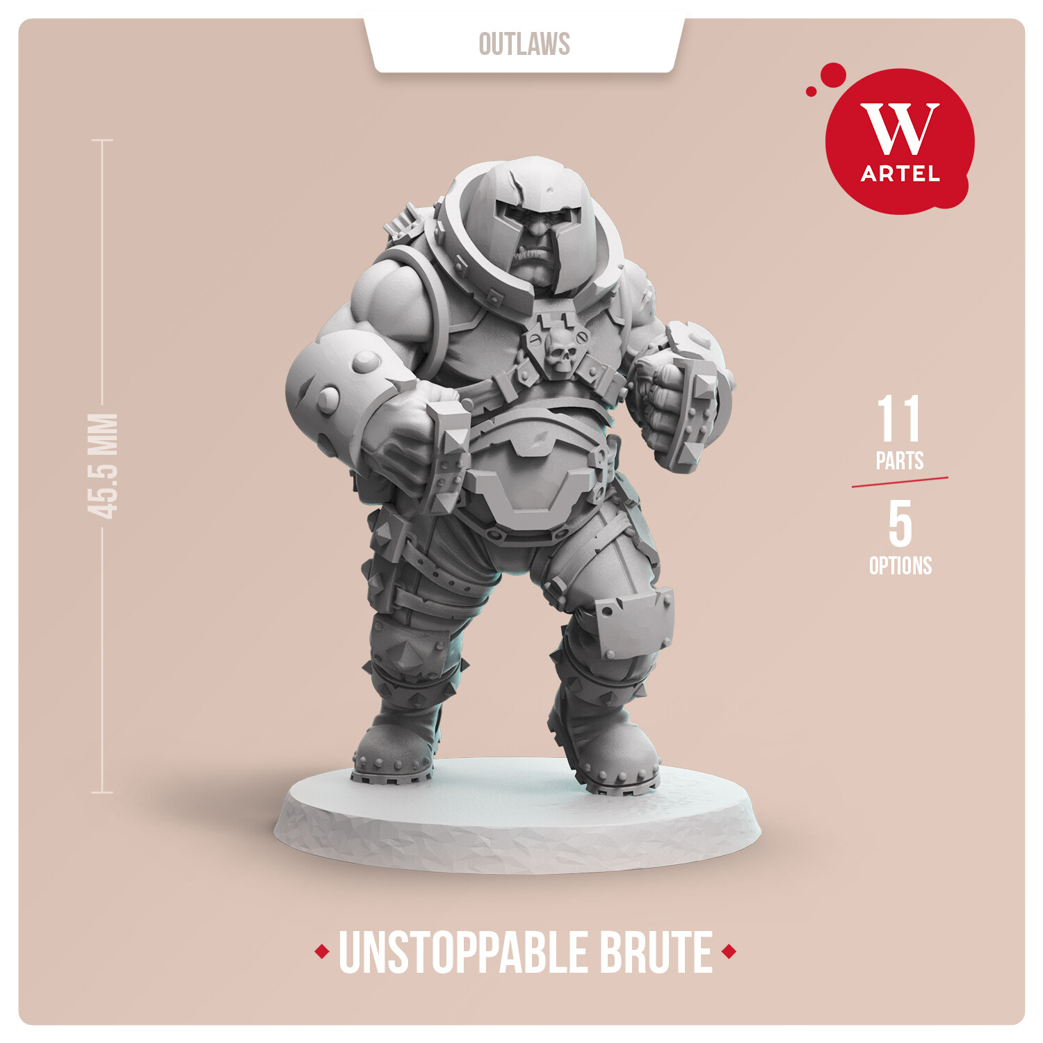 Unstoppable Brute