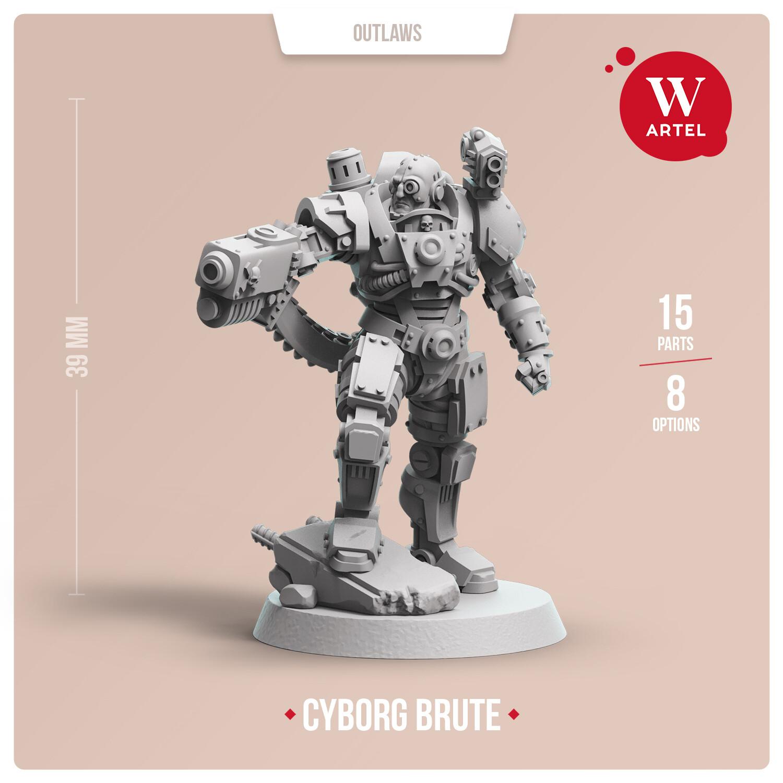 Cyborg Brute 1.0