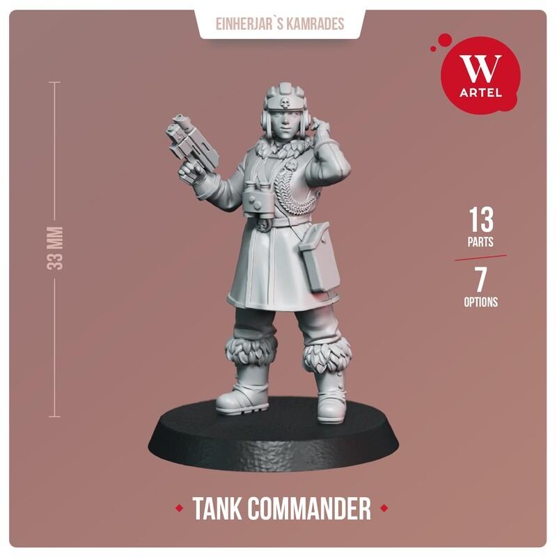 Einherjar`s Tank Commander
