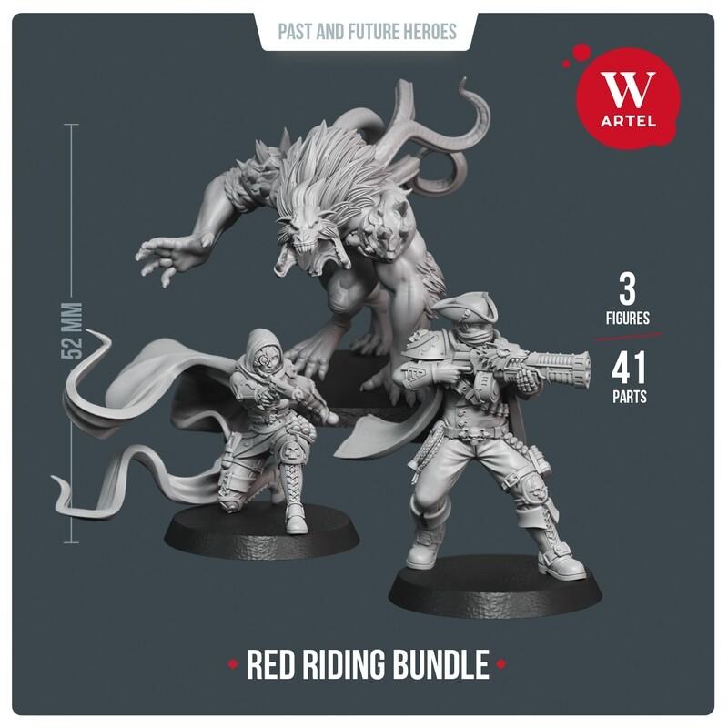 Red Riding Bundle