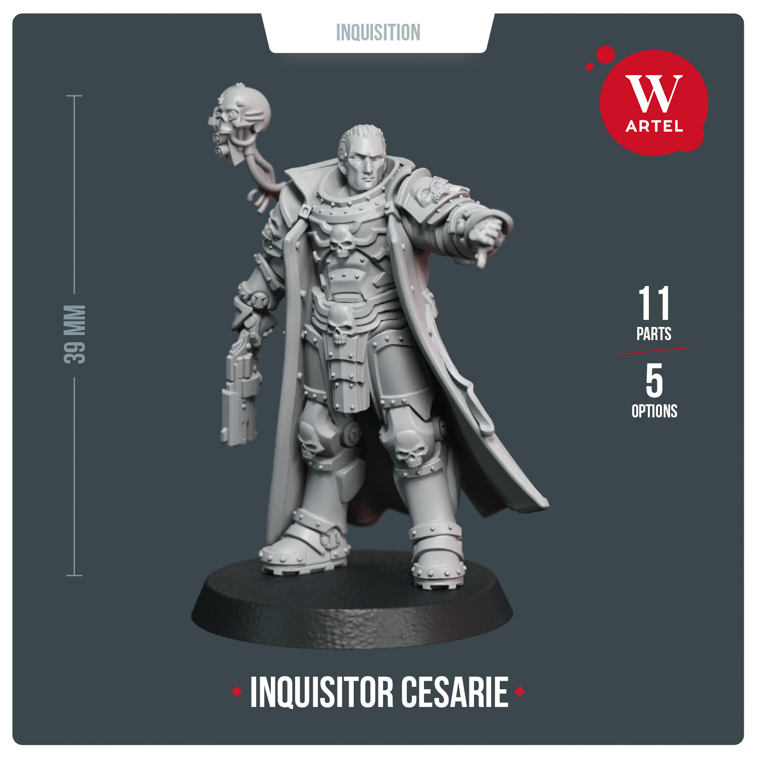 Inquisitor Cesarie