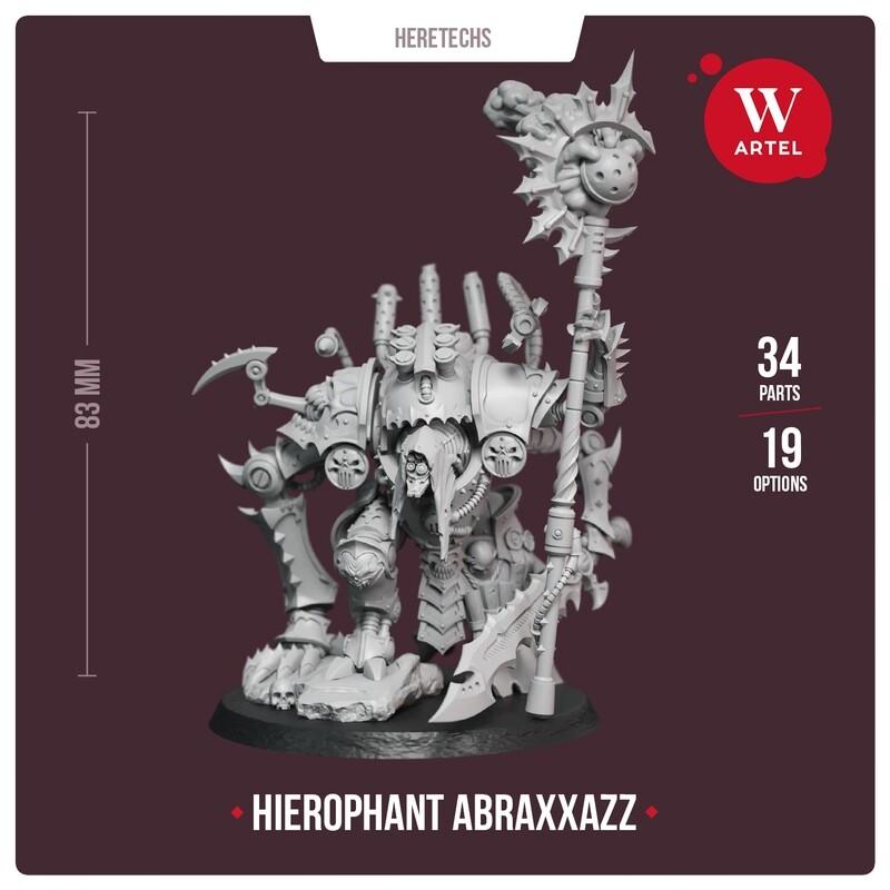 Hierophant Abraxxazz