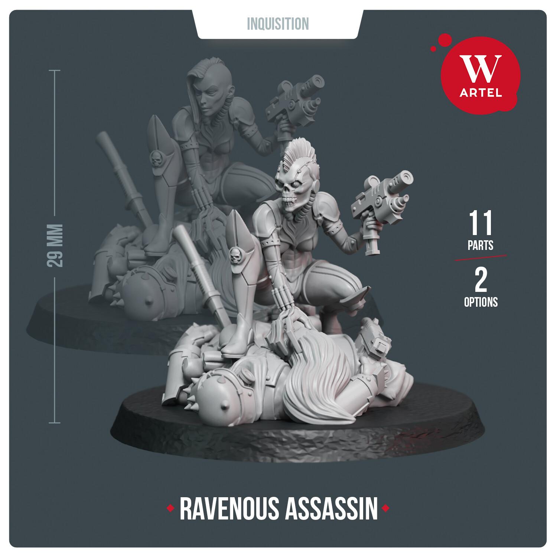 Ravenous Assassin