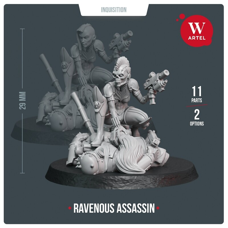 Ravenous Assassin