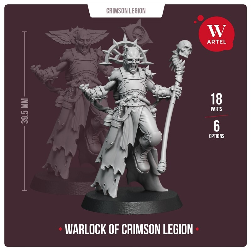 Warlock of Crimson Legion