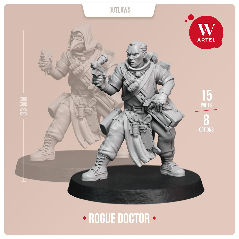 Rogue Doctor