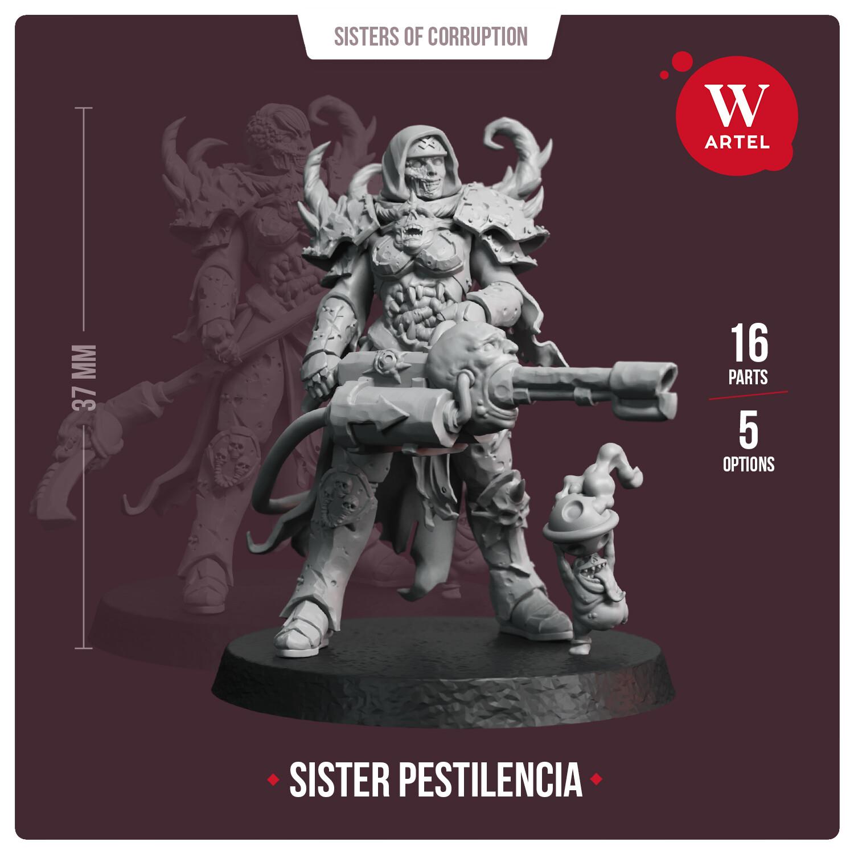 Sister Pestilencia