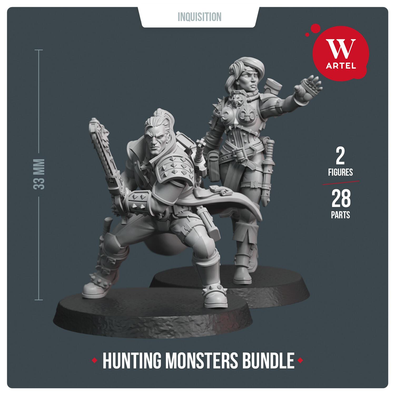 Monster Hunting Bundle