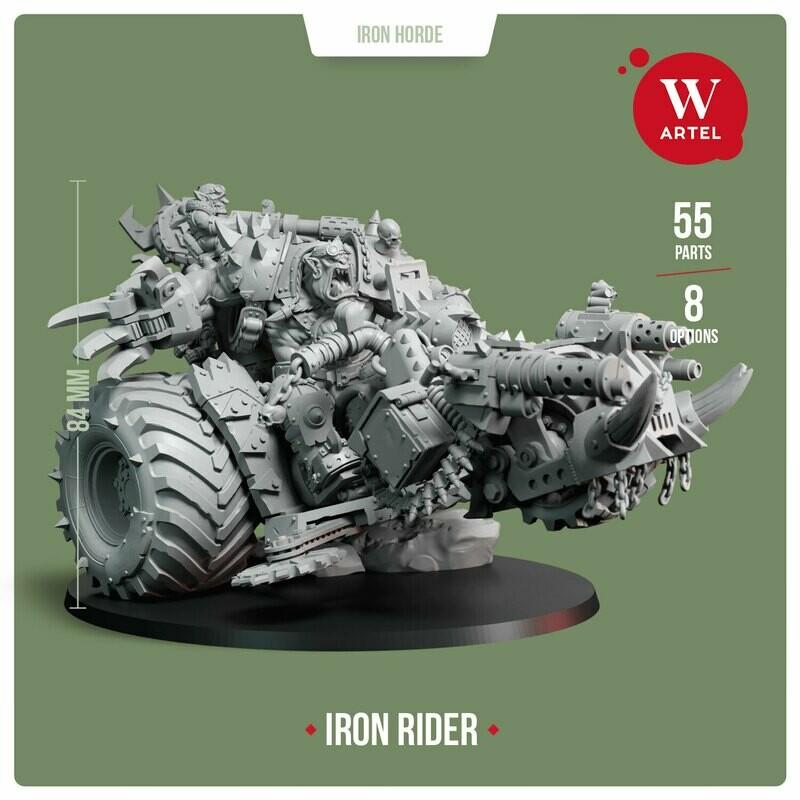 Iron Rider