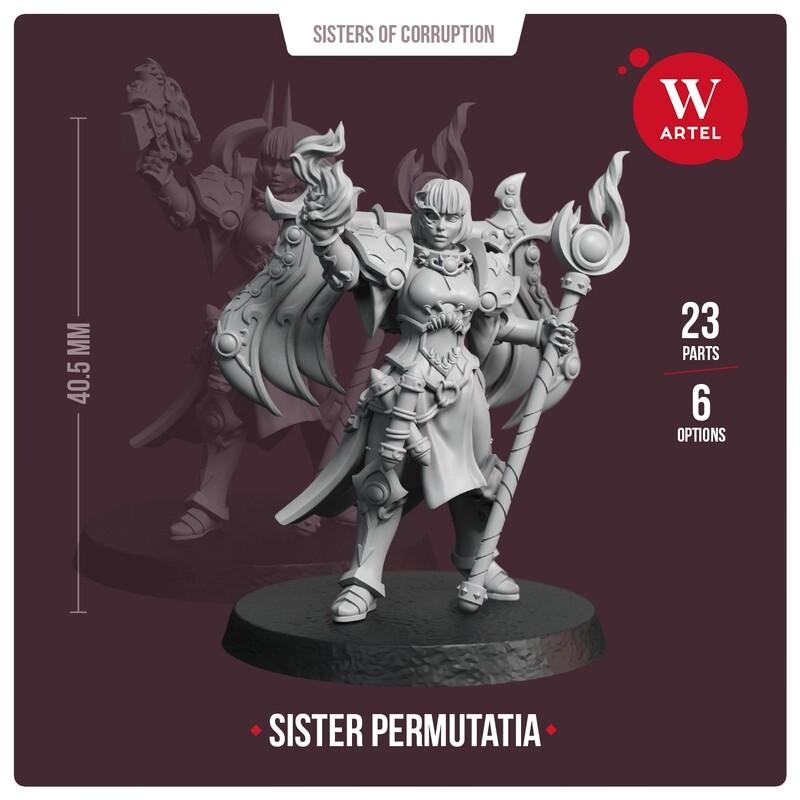 Sister Permutatia