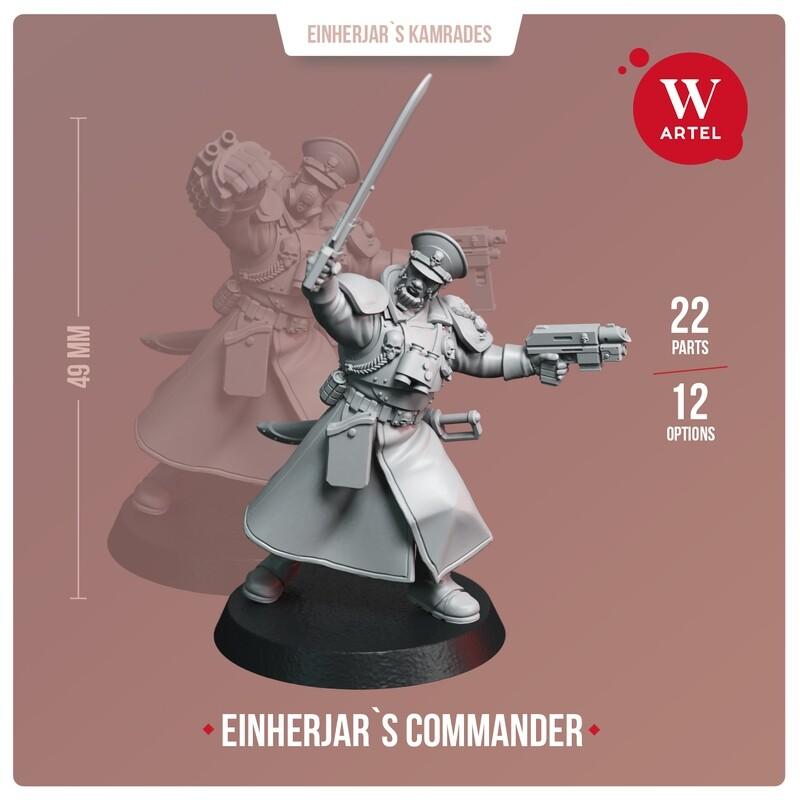 Einherjar`s Commander