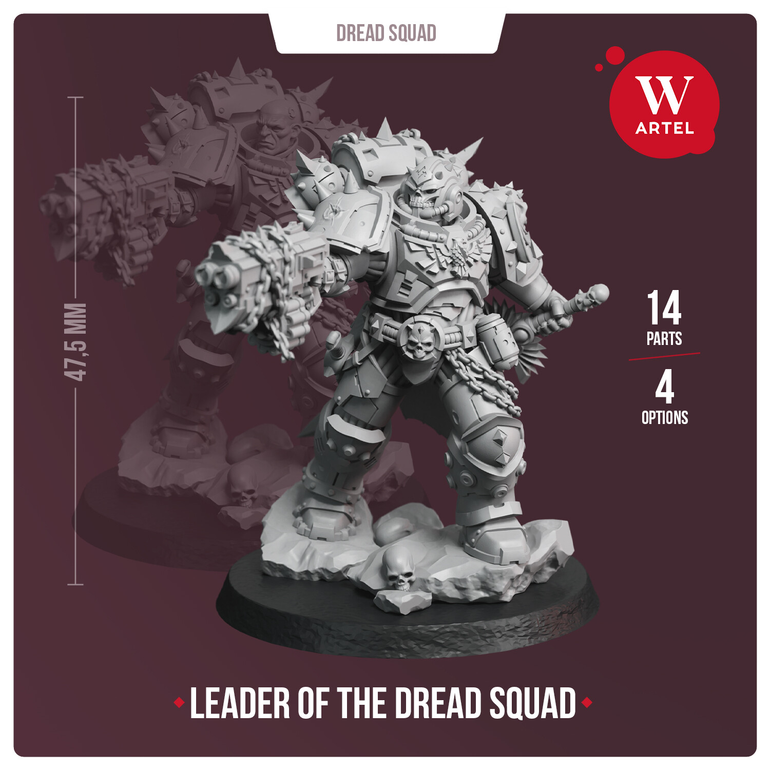 Leader of the Dread Squad