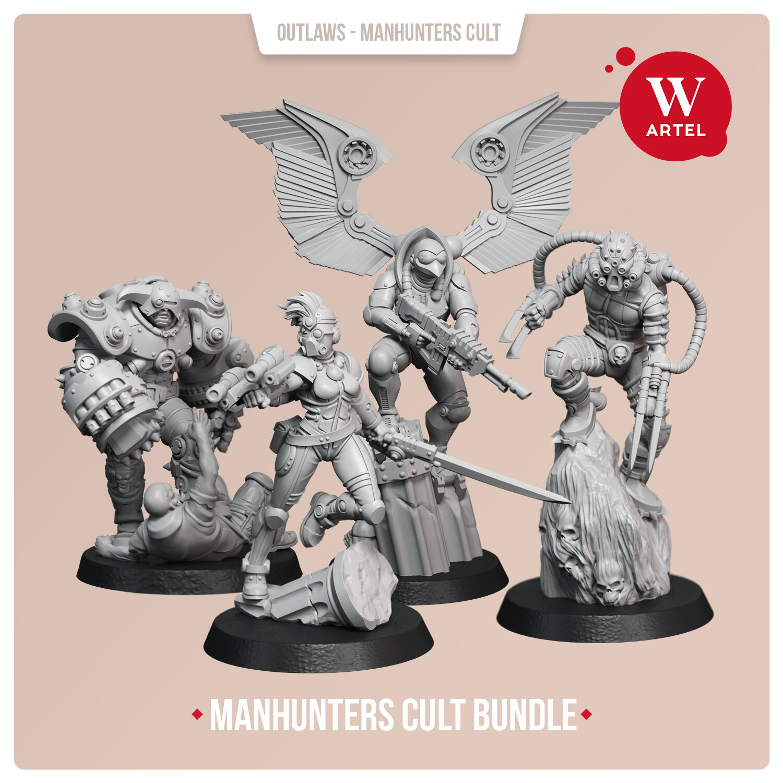 Manhunters Cult Bundle