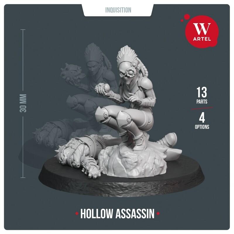 Hollow Assassin