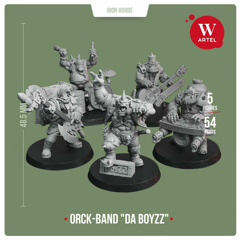 """Orck-Band """"Da BoyZz"""""""