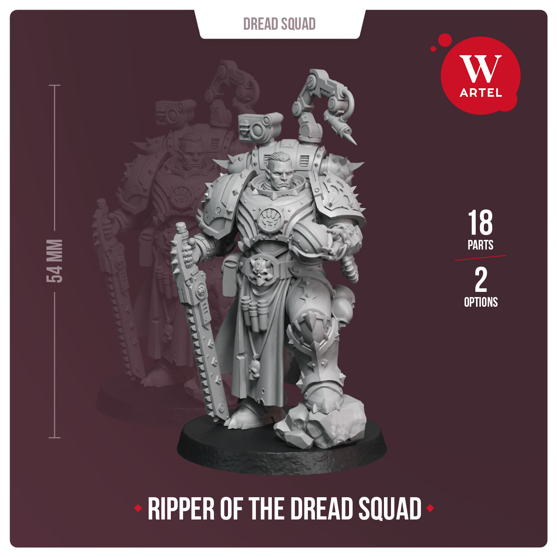 Ripper of the Dread Squad