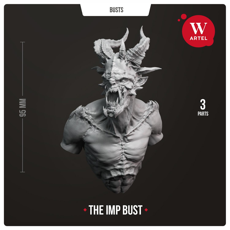 The Imp Bust
