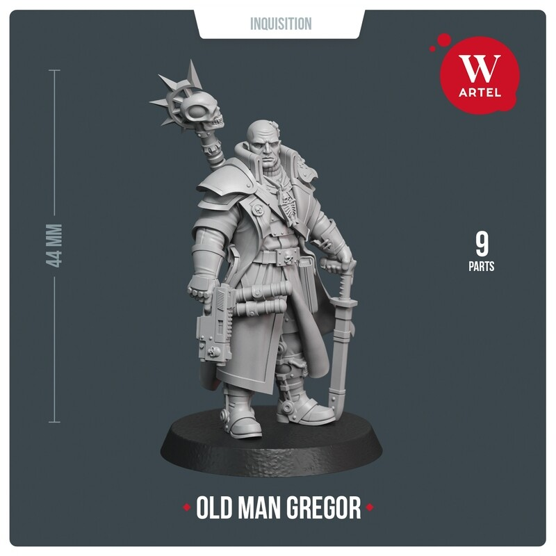 Old Man Gregor