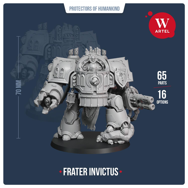 Frater Invictus