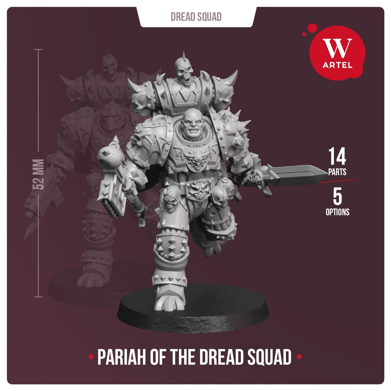 Pariah of The Dread Squad
