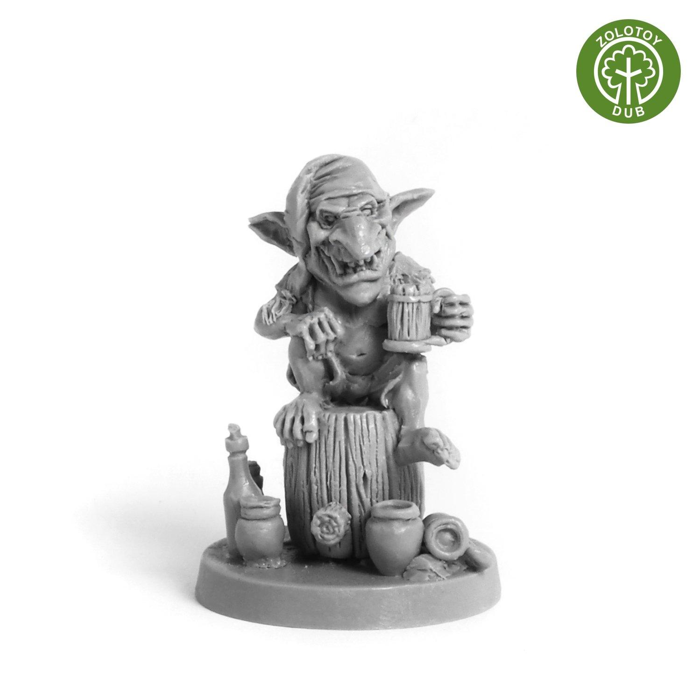 Goblin Drunky - by Zolotoy Dub-