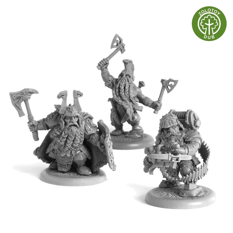 Dwarves Dragonhunters - by Zolotoy Dub-