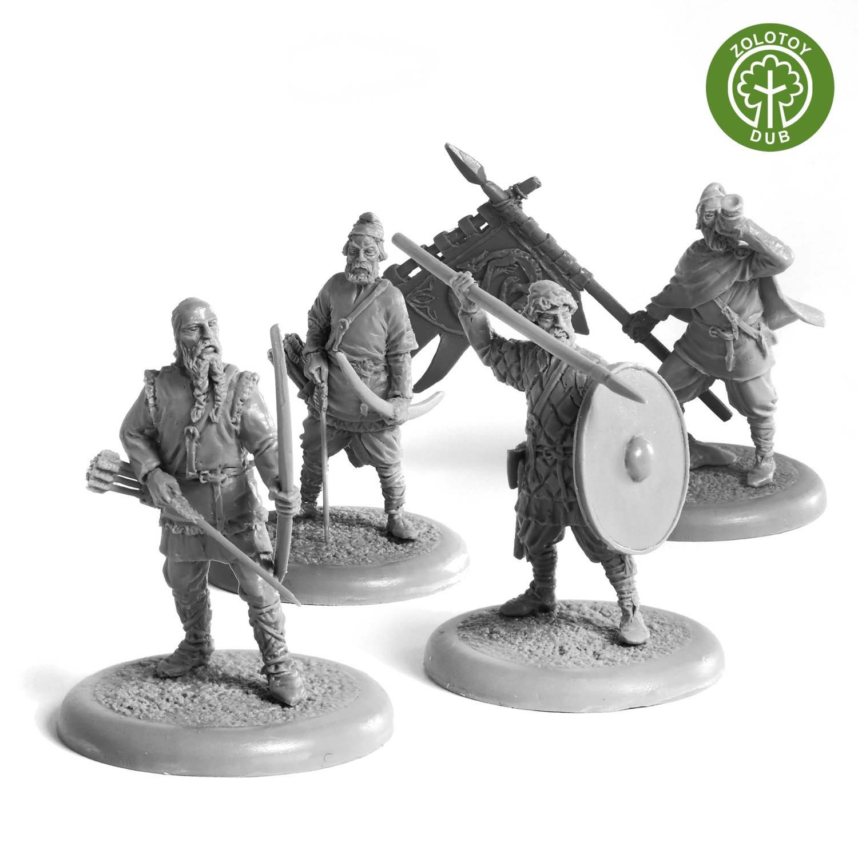 Vikings Warband - by Zolotoy Dub-