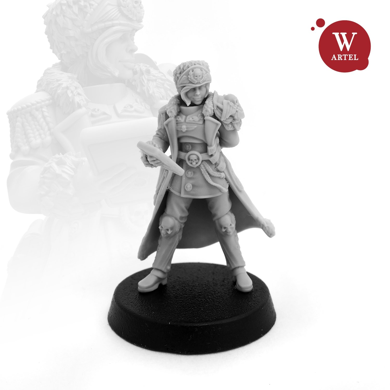 Colonel Regina