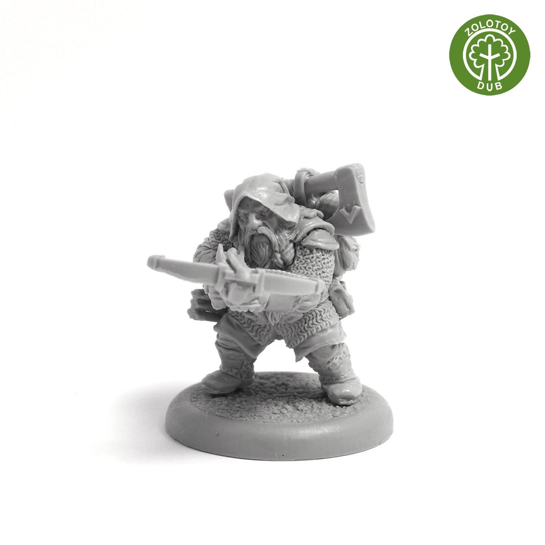 Dwarf Ranger - by Zolotoy Dub -