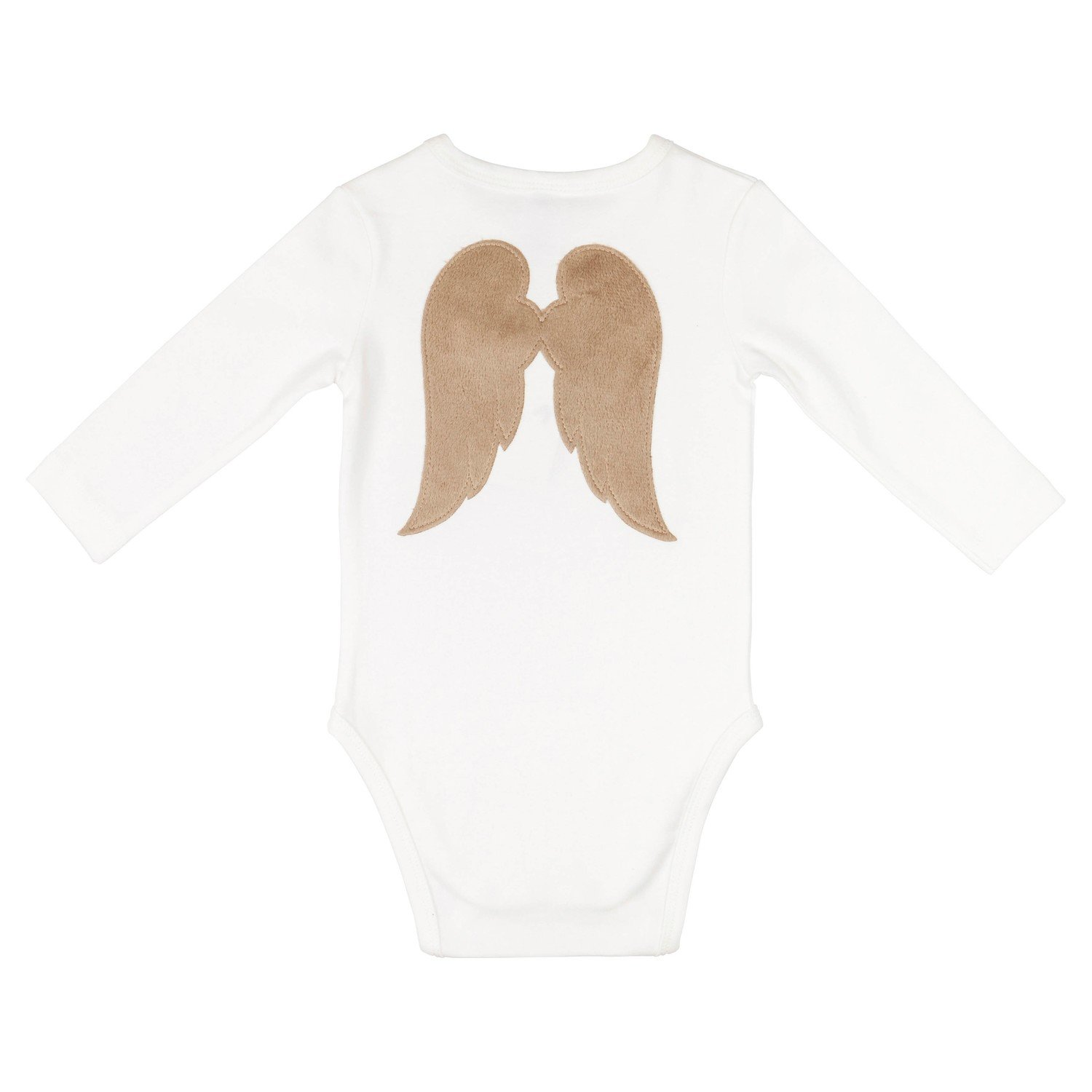 Baby Angel Playsuit Cream