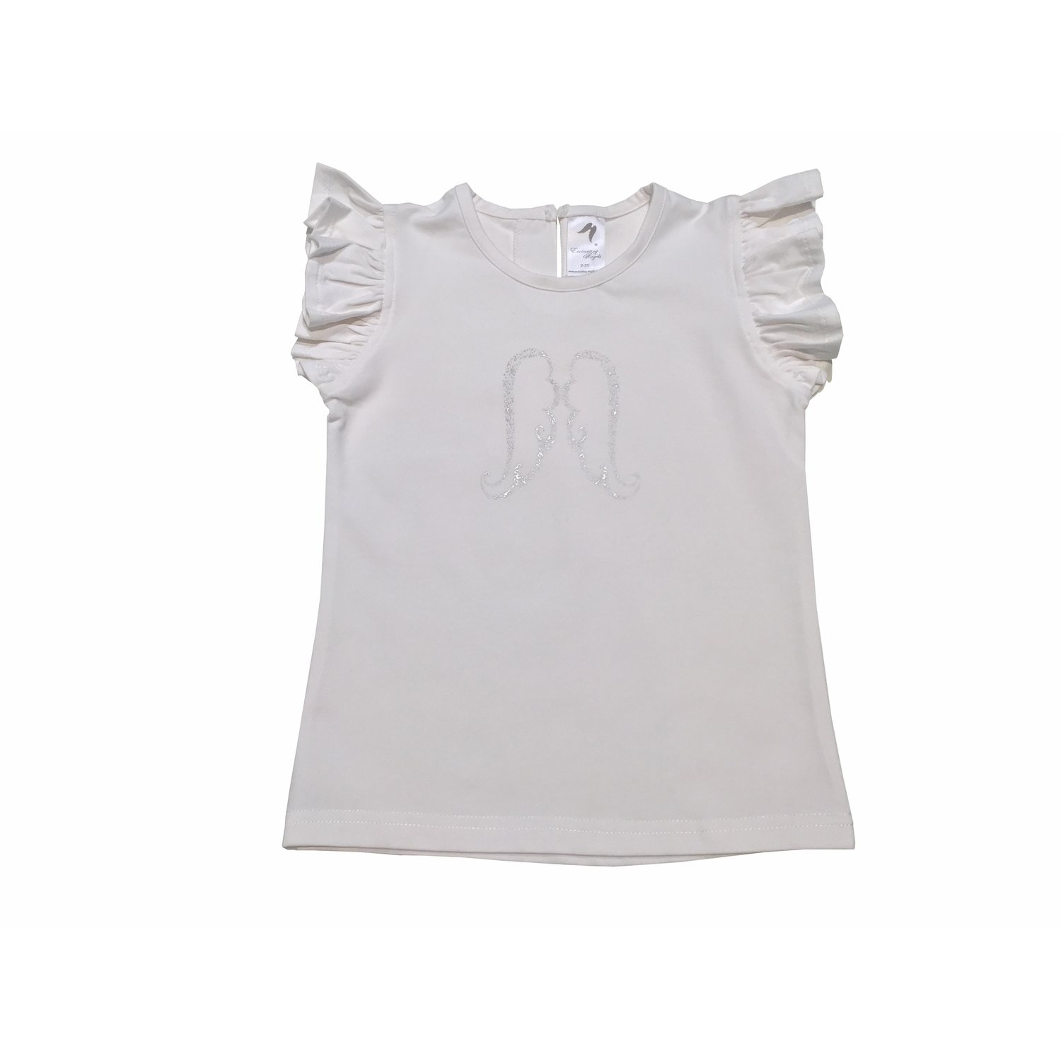 White Angel Tee