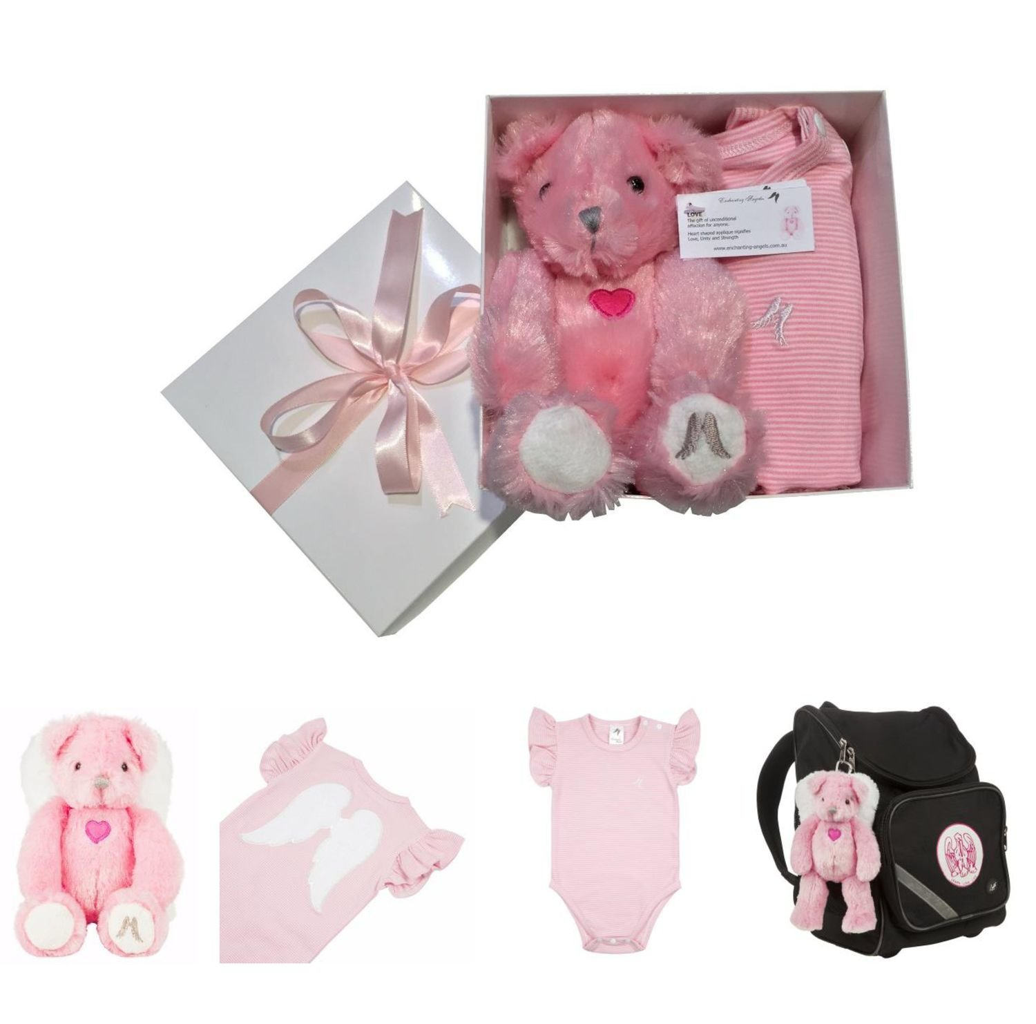 New Baby Gift Box Love