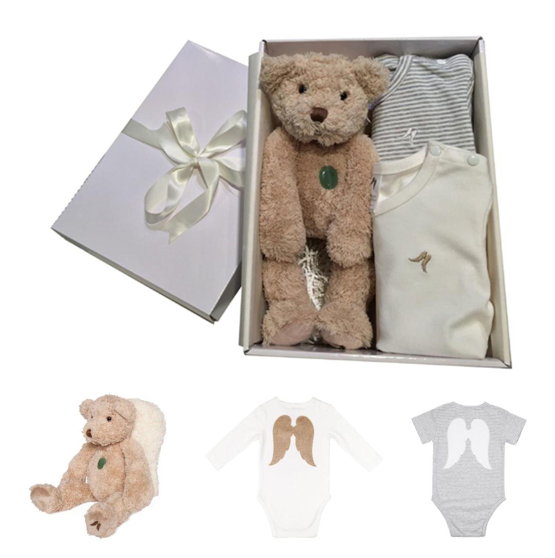 Baby Gift Box Ivory 1