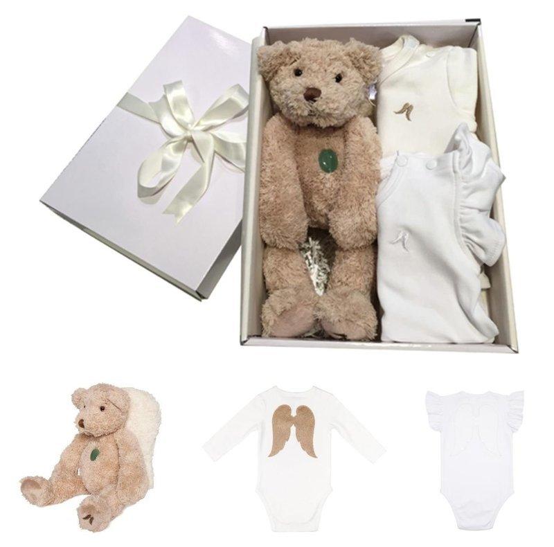 Christening Gift Box Ivory