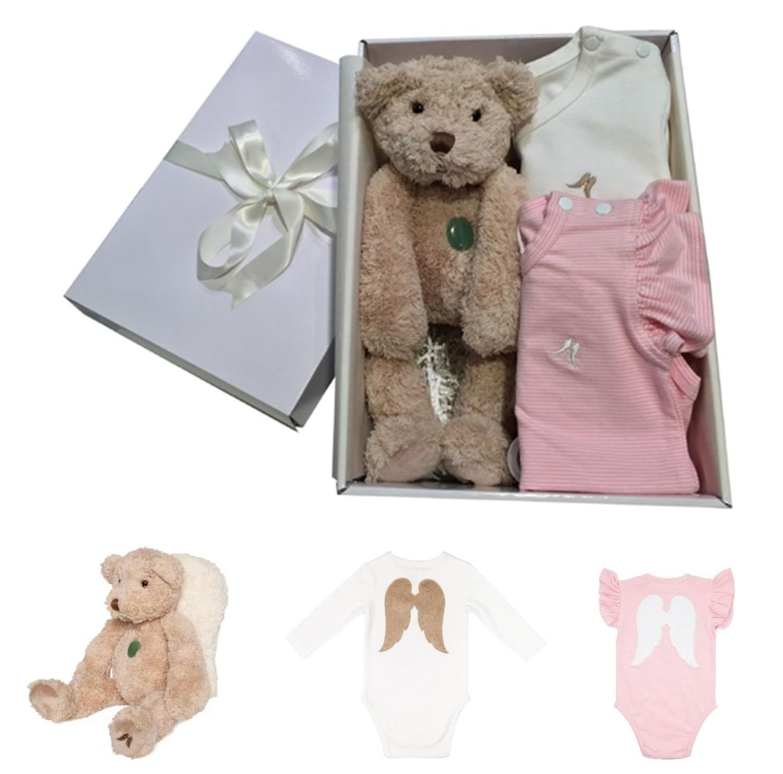 Baby Gift Box Ivory 2
