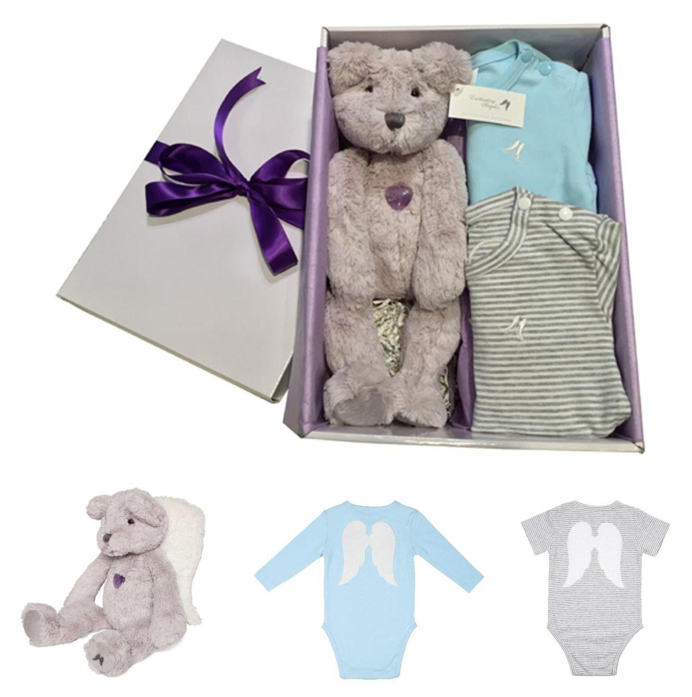 Baby Gift Box Lavender 2
