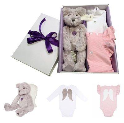 Baby Gift Box Lavender 3