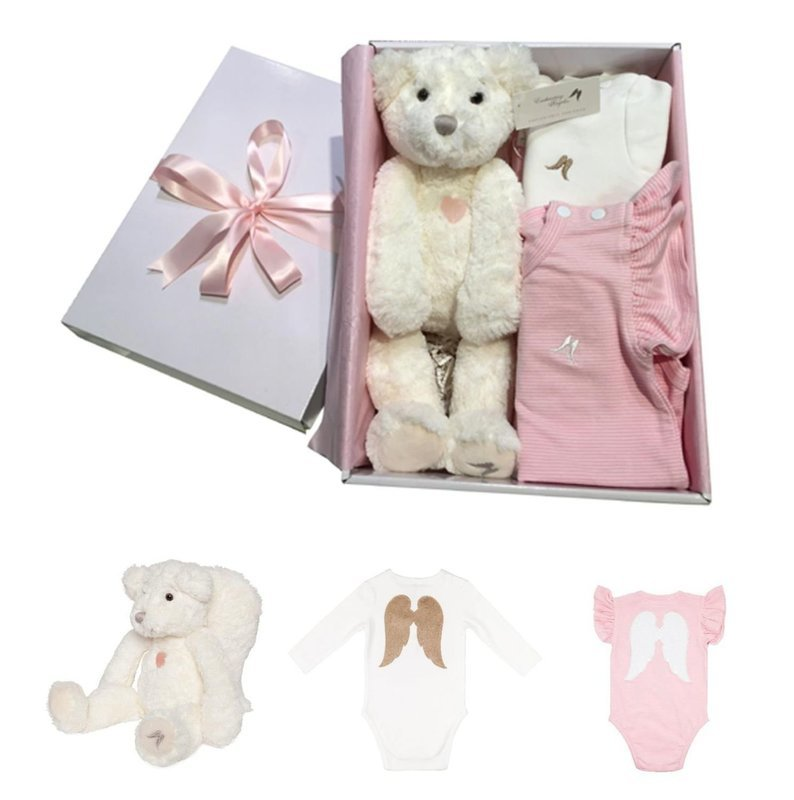 Baby Gift Box Rose Pink 1