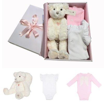 Baby Gift Box Rose Pink 2