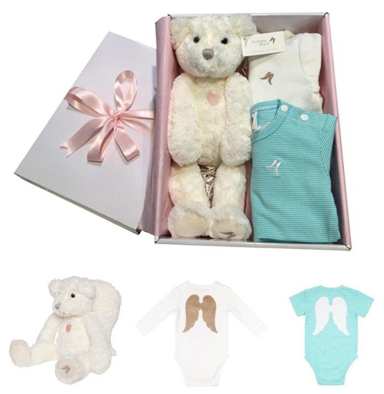 Baby Gift Box Rose Pink 3