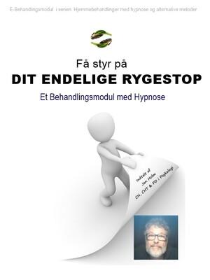 Få styr på dit endelige rygeSTOP med hypnose - Behandlingsmodul