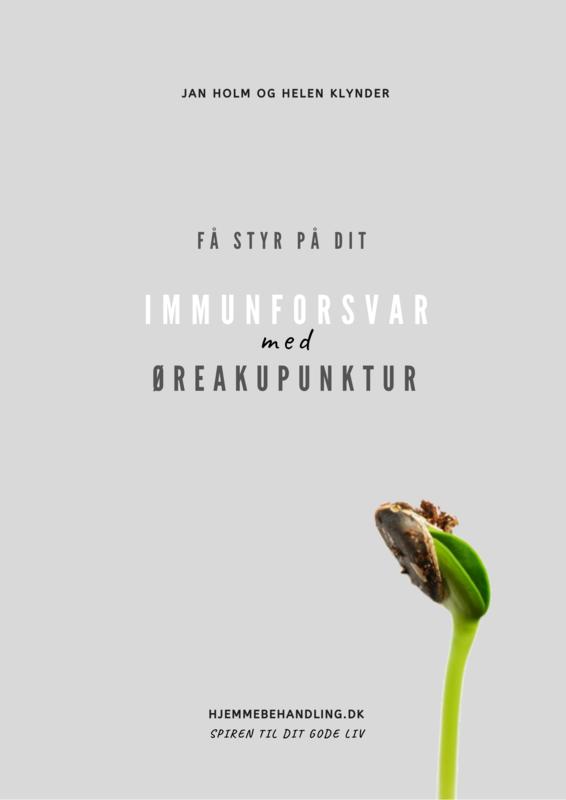 Få styr på dit immunforsvar med øreakupunktur