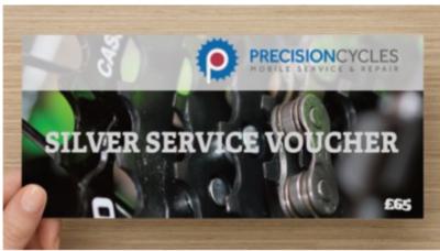 Silver Service Voucher