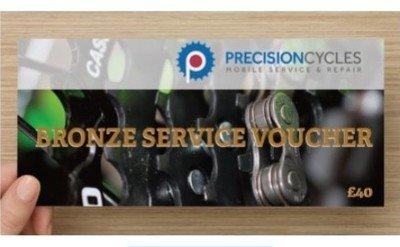 Bronze Service Voucher