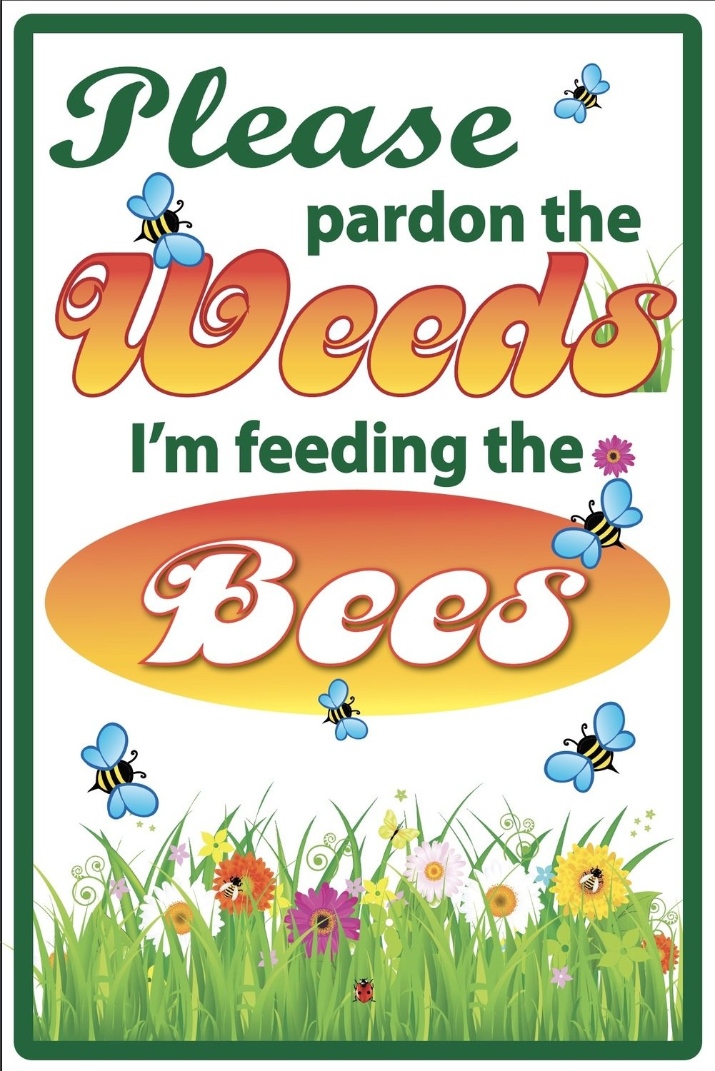 Feed the Bees