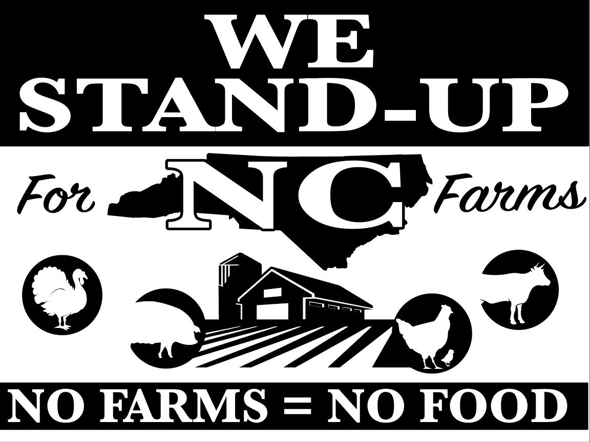 STAND UP for NC