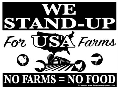 STAND UP for USA